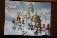 Cloud Kingdom Concept