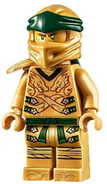 Legacy Golden Lloyd Minifigure 2 (Wave 2 Version)