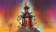 71712 Empire Temple of Madness Poster