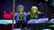 Jay Vincent - Ninjago Soundtrack The Samurai Cave (Episode 28 The Art of the Silent Fist)