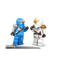 CGI Jay ZX and Zane ZX
