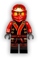 Elemental Kai Minifigure