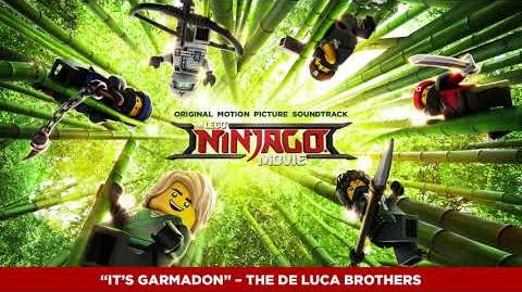 It's Garmadon