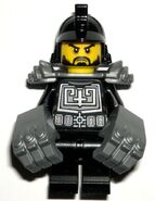 Lego Ninjago Karlof Minifigure