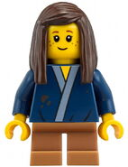 Movie Sally Minifigure