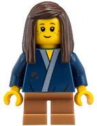 Movie Sally Minifigure