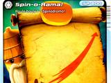 Card 111 - Spin-O-Rama!
