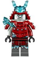 Summer 2019 Samurai Blizzard Minifigure