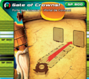 Card 124 - Gate of Crowns!