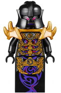 Rebooted Golden Master Overlord Minifigure