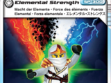 Card 110 - Elemental Strength