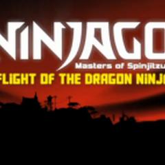 Vuelo del Dragón Ninja