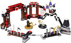 2520 Ninjago Battle Arena