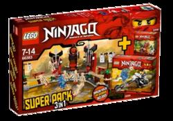 66383 Super Pack 3 in 1