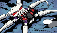 Comic Alternate Skeleton Spider