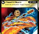 Card 73 - Flash'n'Burn
