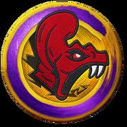 Snake Charmer Badge V2