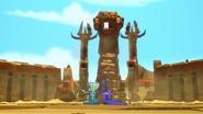 The lost city ouroboros