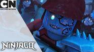 Ninjago Ice Battle Cartoon Network UK 🇬🇧