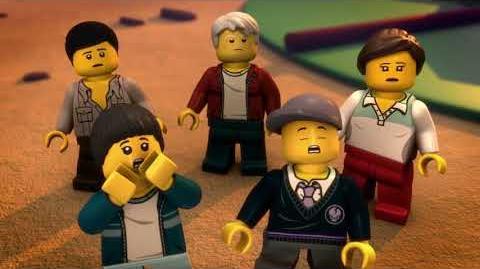LEGO Ninjago Decoded Episode 9 - Prophecy of the Green Ninja