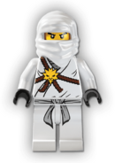 Training Zane Minifigure