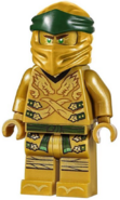 Legacy Golden Lloyd Minifigure 2