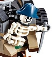 Skeleton Figurehead