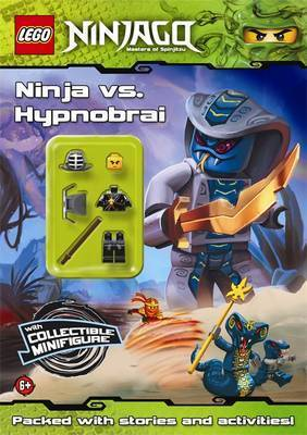 Ninja vs snakes activity books ninjago wiki fandom powered by wikia - Ninjago vs ninjago ...
