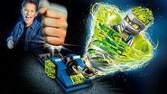 70682 Spinjitzu Slam - Jay Poster