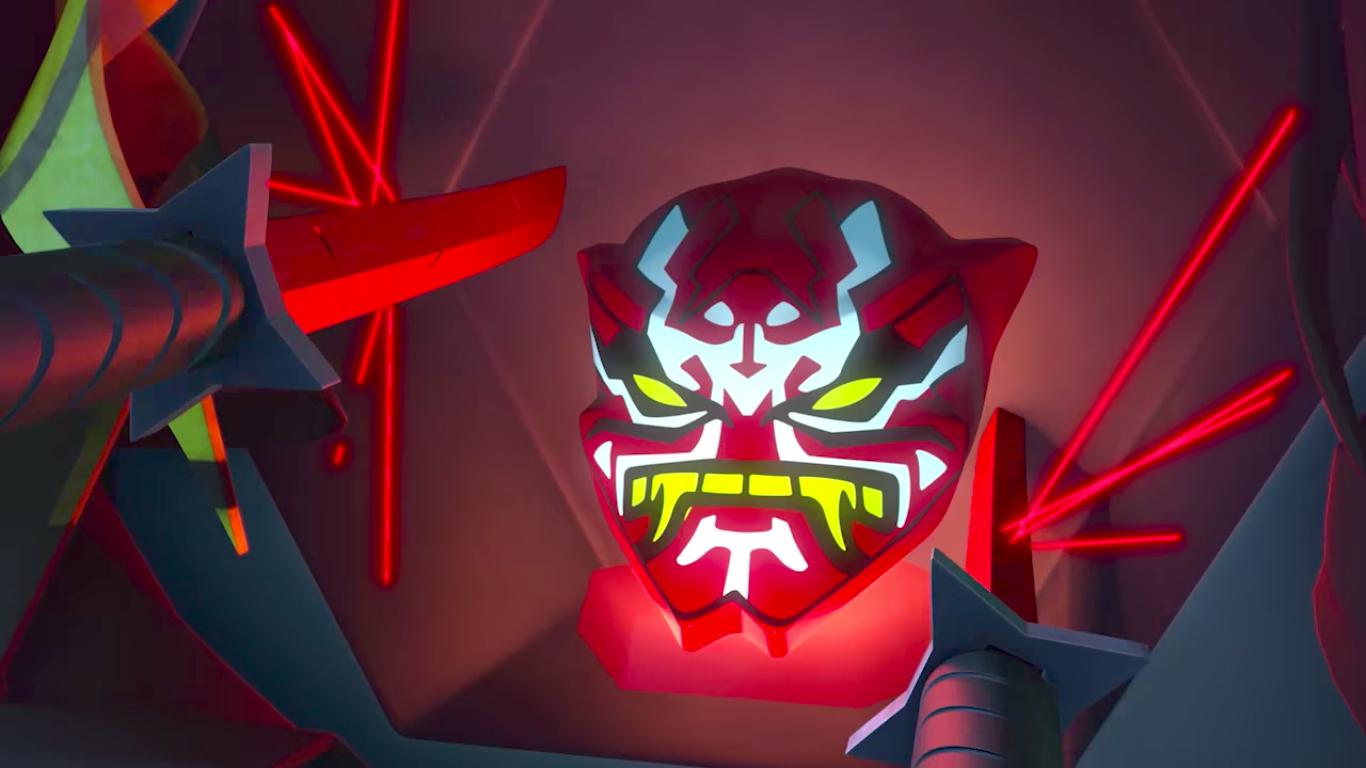 Oni Mask of Vengeance   Ninjago Wiki   FANDOM powered by Wikia