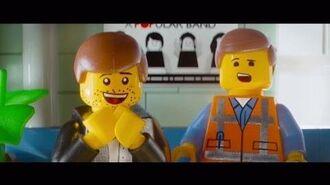 The LEGO Movie - Enter The Ninjago - Official Warner Bros