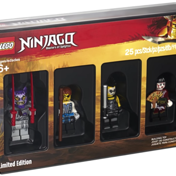 Lego Ninjago 853866 Oni Villains Minifigure Accessory Set New