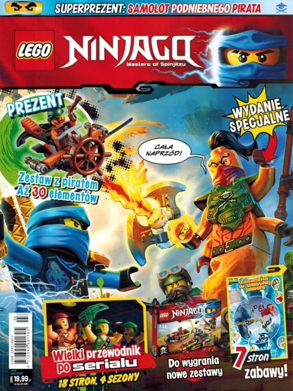 Lego Ninjago Wydanie Specjalne Lego Ninjago Wiki Fandom Powered