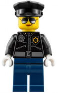 Movie Officer Noonan Minifigure