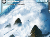 Card 106 - Avalanche