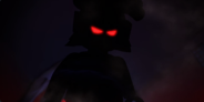 Lord Garmadon's shadow