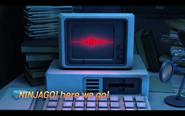 Tron in Ninjago