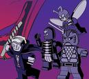 Quartet of Villains