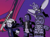 Quartet of Villains