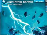 Card 41 - Lightning Strike