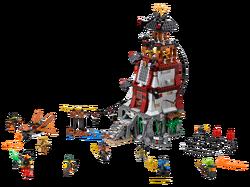 70594 The Lighthouse Siege