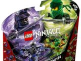 70664 Spinjitzu Lloyd vs Garmadon