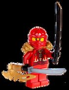 Czerwony Ninja Kai