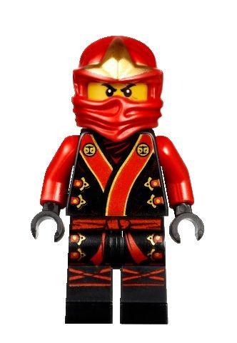 kai kimono - Lego Ninjago Nouvelle Saison