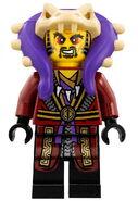 Master Chen Minifigure