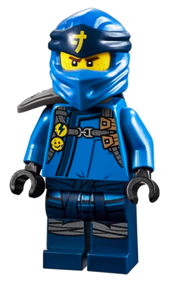 Summer 2019 Jay Minifigure 2