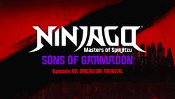 Ninjago Sons of Garmadon Episode 82