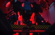 Nindroid MechDragon in TV Episode 2