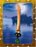 Departed Sword of Sanctuary