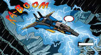 Comic Storm Fighter